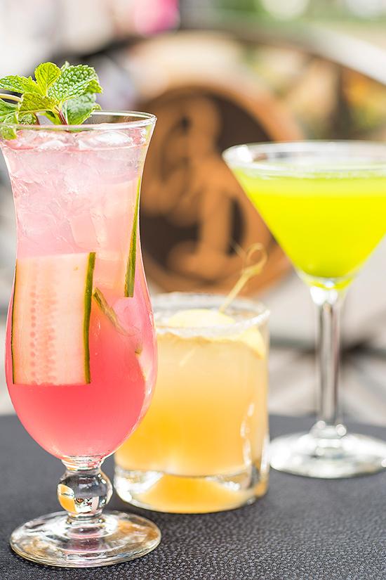 boozy drinks