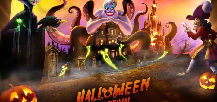Disneyland Paris Halloween Festival