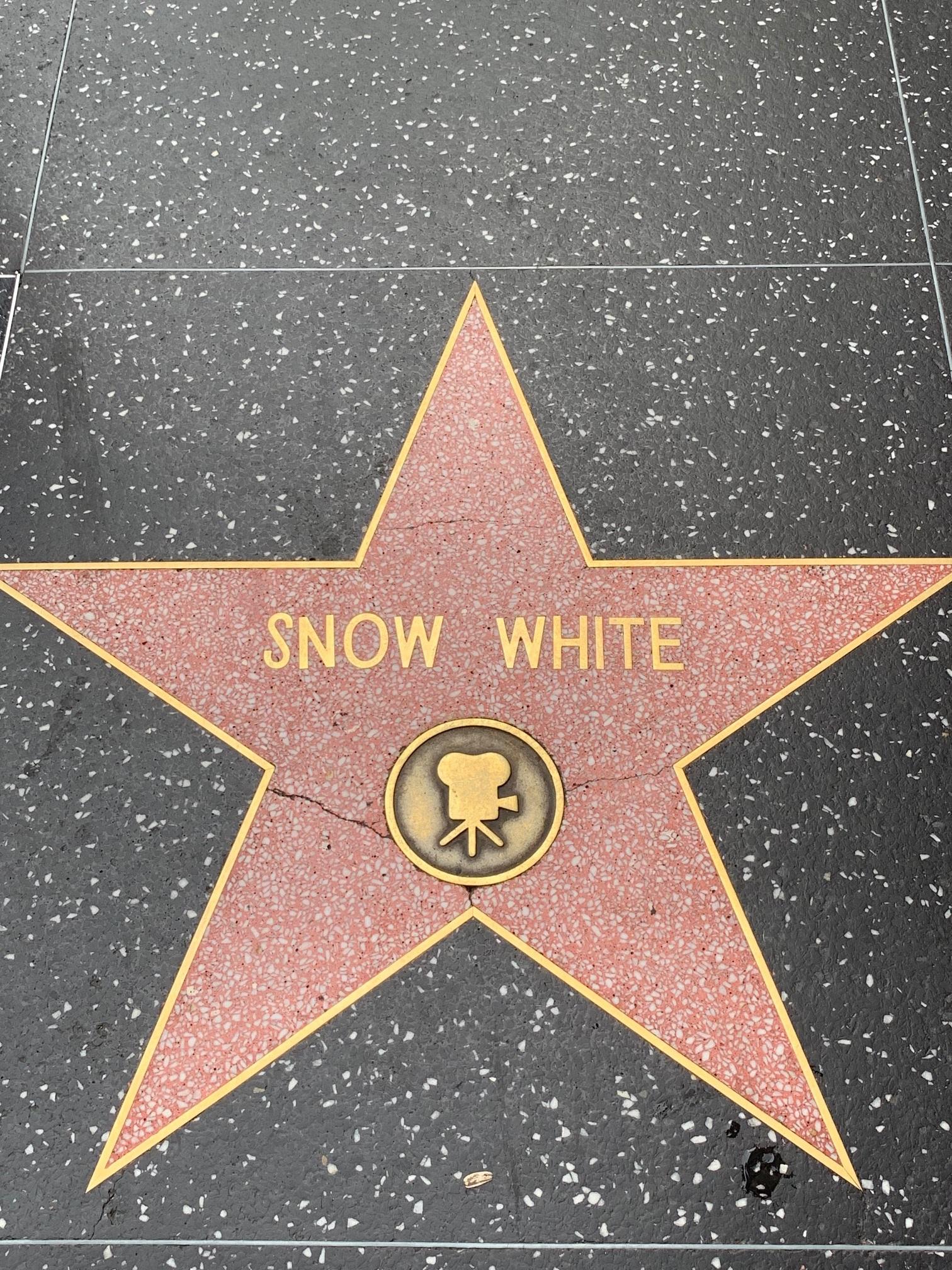 Snow White star