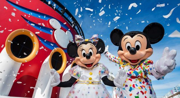 Mickey Disney Cruise