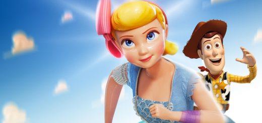 Pixar, Bo Peep, Toy Story