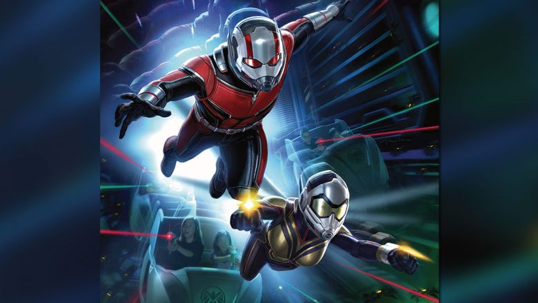 Ant-man and the Wasp: Nano Battle