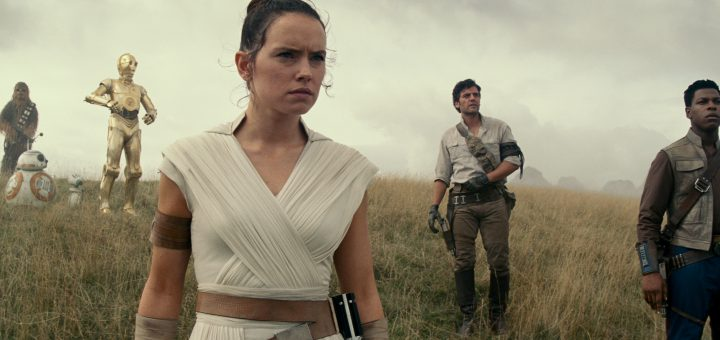 The Rise of Skywalker, Star Wars Hair