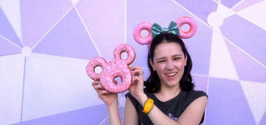 Mickey Celebration Donut