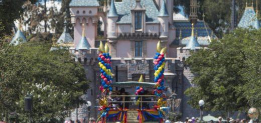 Disneyland Park's 64th Anniversary
