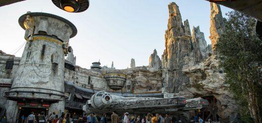 Star Wars Resort open