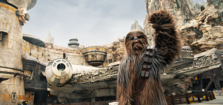 Video This Interaction Between Chewbacca And A Baby Is Sure To Bring A Smile To Your Face Mickeyblog Com