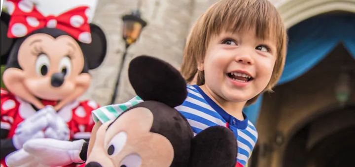 what ages are free at disney world