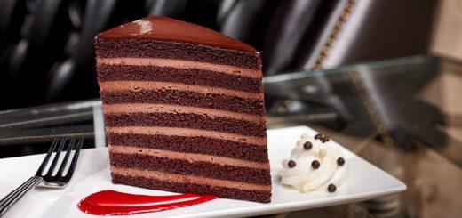 Edison Chocolate Cake