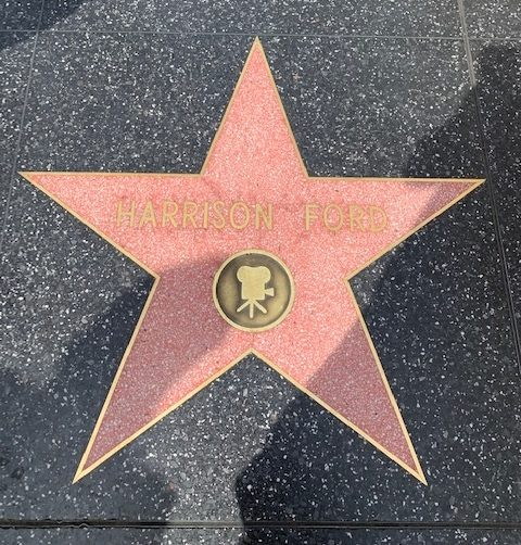 Harrison Ford star