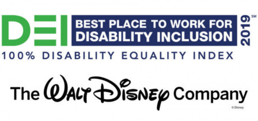 Disney Disability Equality Index