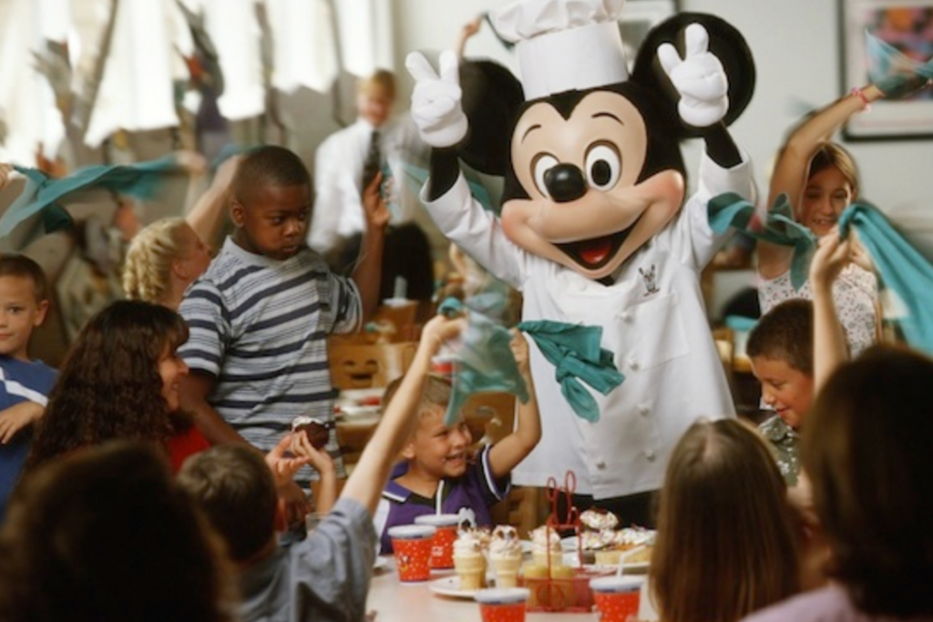 Choosing a dining plan for your Walt Disney World Vacation