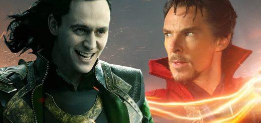 Loki Dr. Strange