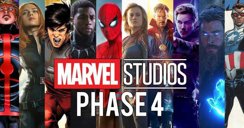 Marvel Studios Stage 4