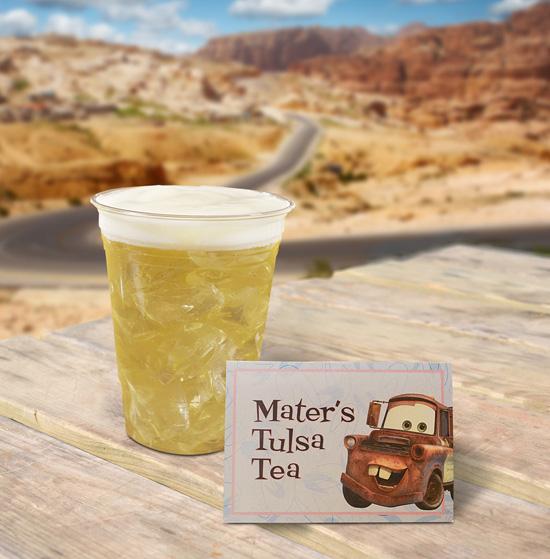 Mater's Tulsa Tea