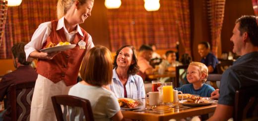 Choosing a dining plan