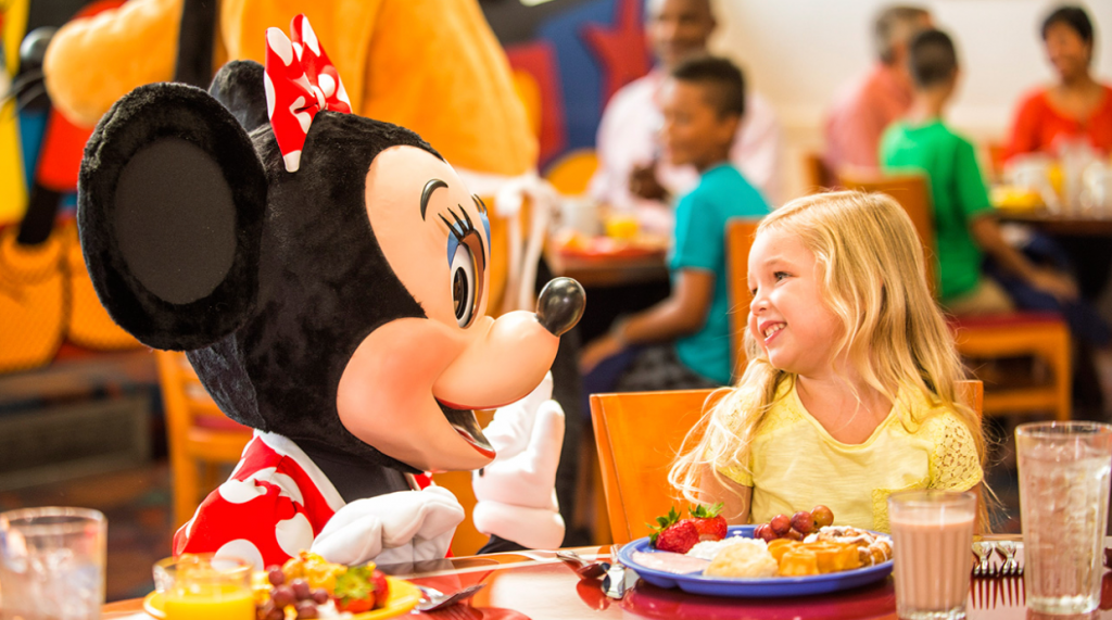 Choosing a dining plan for you Walt Disney World Vacation