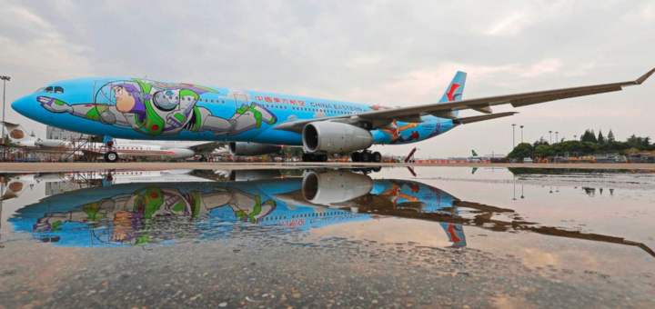 Disney Airline