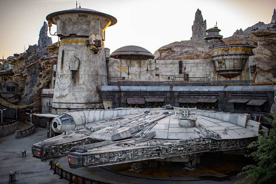 Starships, Star Wars