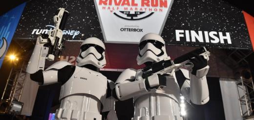 Star WarsRival Run Weekend Registration