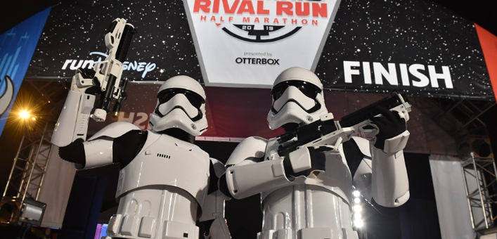 Star WarsRival Run Weekend Registration