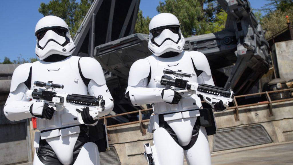 Hollywood Darth Vader
