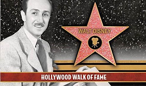 Disney Star Hollywood Walk of Fame
