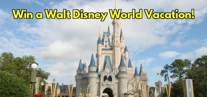 Win Disney vacation