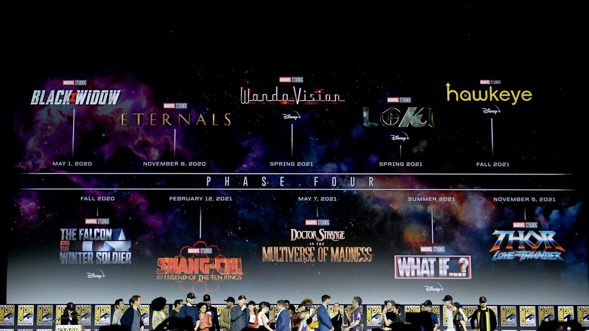 Calendario Arena 2020.All The Exciting Marvel News To Come Out Of D23 Mickeyblog Com