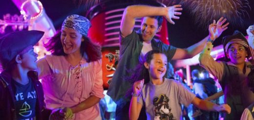 Disney Cruise Line Family Entertainment