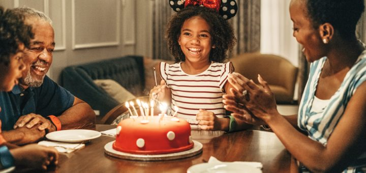Wondrous Three Occasions To Celebrate At Walt Disney World Mickeyblog Com Birthday Cards Printable Benkemecafe Filternl