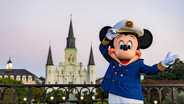 Disney Cruise from New Orleans