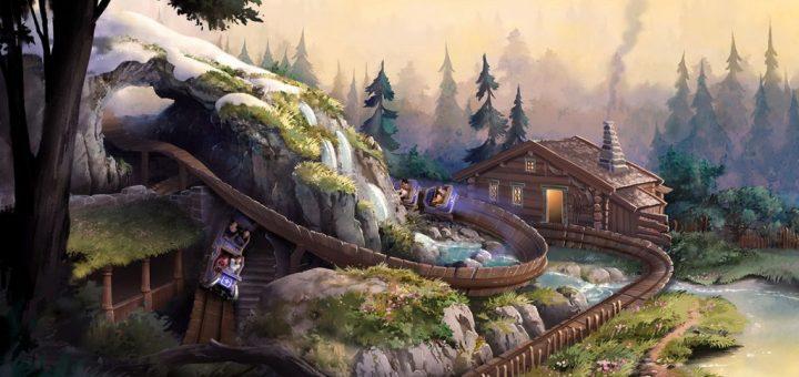 Frozen Ever at Hong Kong Disneyland