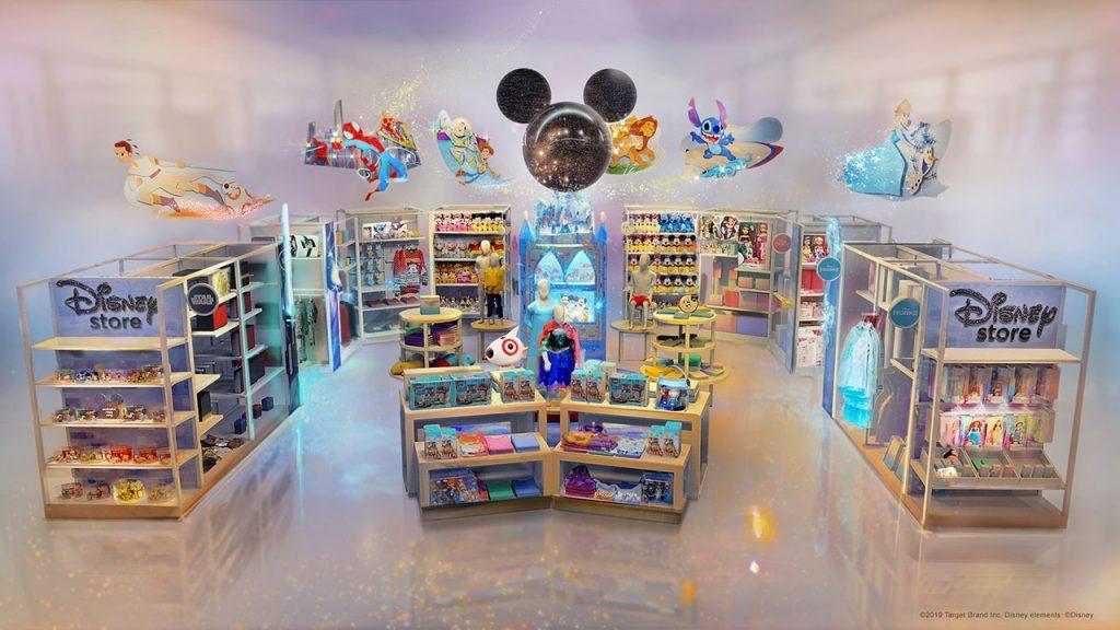 Disney Stores at Target