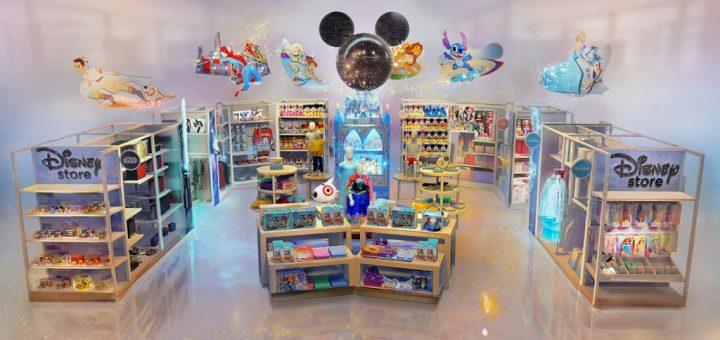 Disney Stores, Target