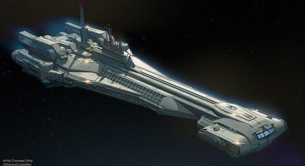 Book Galactic Starcruiser