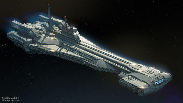 Star Wars Galactic Starcruiser Hotel