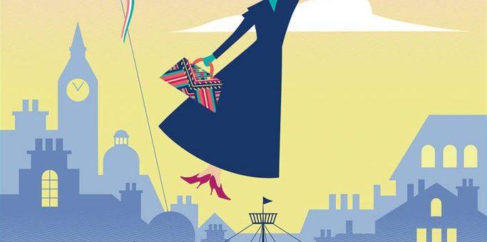 Mary Poppins ride
