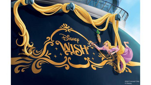 Disney Wish 2022