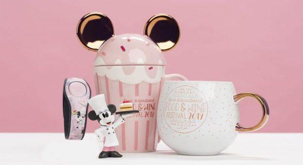 Chef Mickey and Minnie