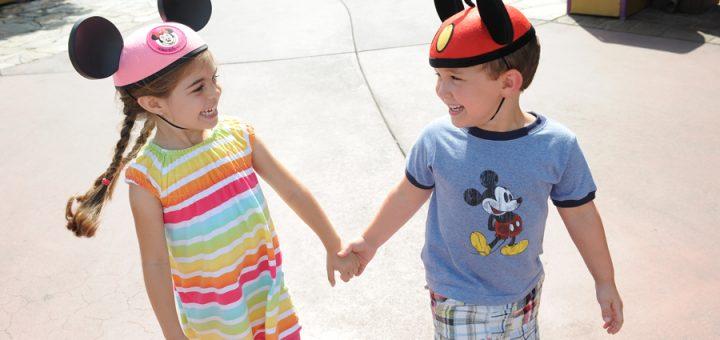 Walt Disney World with Preschoolers