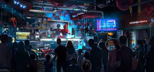 Spider-Man Avengers Campus