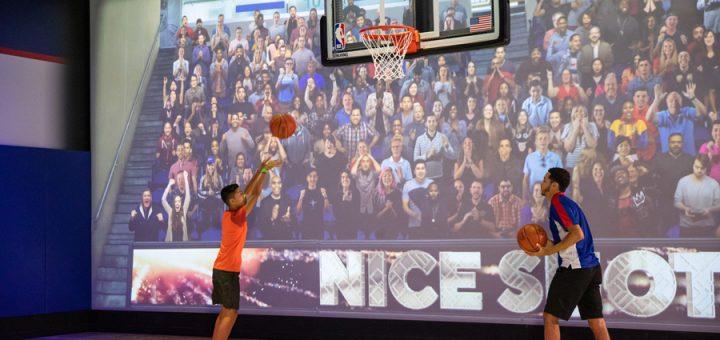 NBA Experience Park Hopper Plus