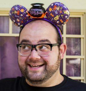 Mickey's Not So Scary Halloween Party Ears