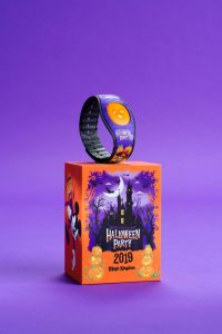 No So Scary Halloween Party MagicBand