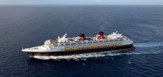 Disney Wonder September 2021
