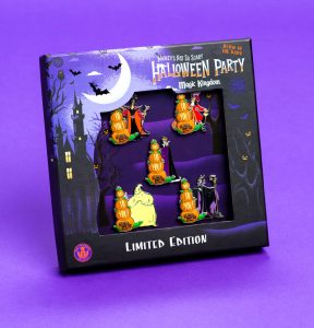 No So Scary Halloween Party pins
