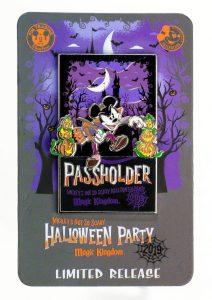 No So Scary Halloween Party pin