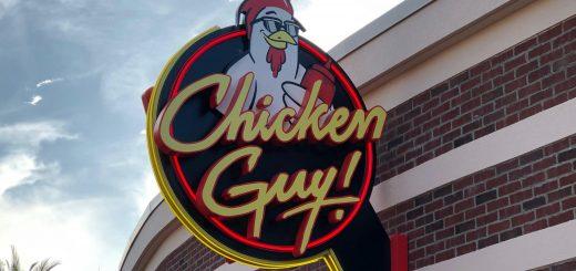 Chicken Guy