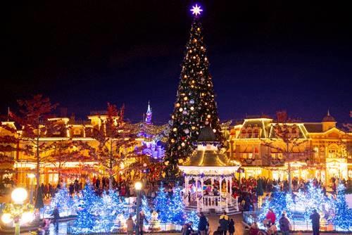 The 2019 Disneyland Paris Christmas Magic Mickeyblog Com